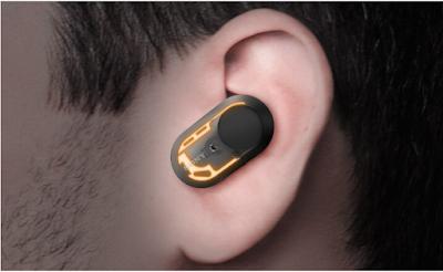 Desain antena Bluetooth (Sumber: Sony)