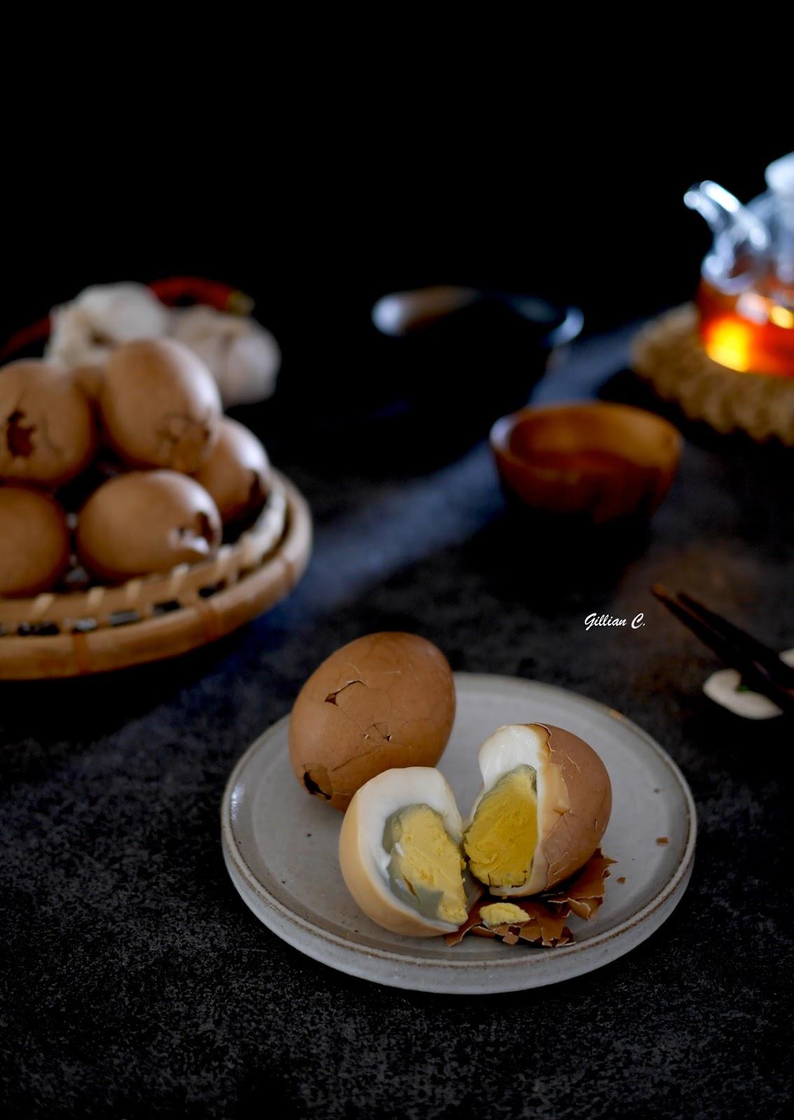 萬里飄香茶葉蛋