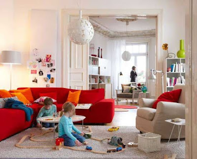Simple Ways to Keeping an Easy-To-Clean, Kid-Safe Home
