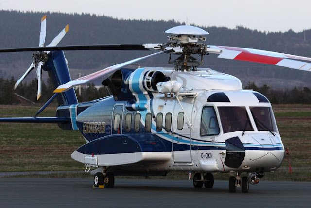 Sikorsky S-92 specs