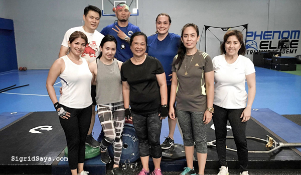 fitness coach - performance coach- Phenom Elite Training Academy - Bacolod gym - Bacolod sports facility - Bacolod City - Bacolod blogger - scientific athletic training - scientific performance training - Coach Lhoy Miraflores - mommy fitness group