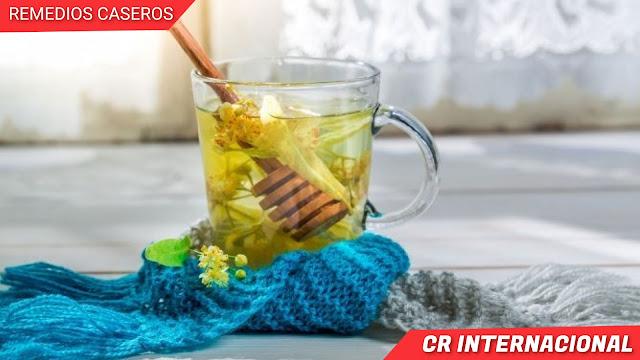 Remedios caseros para el resfriado y la tos