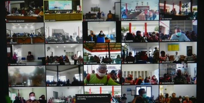 Pendistribusian Pupuk Tahap 2 Program Propinsi Untuk Kabupaten Jember