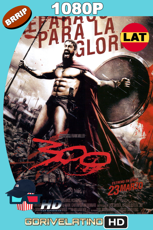 300 (2006) BRRip 1080p Latino-Ingles MKV