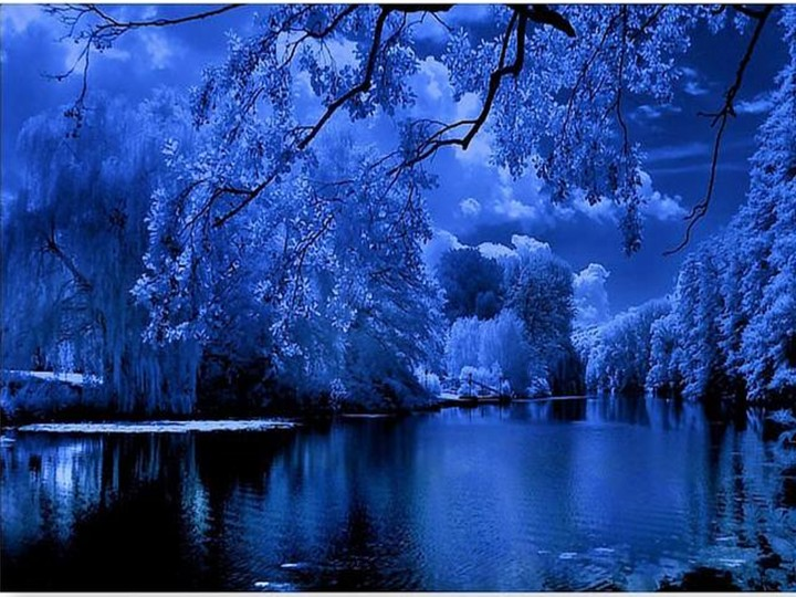 Best WallPapers: Beautiful Blue Of Nature Best Wallpapers