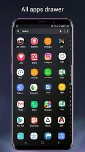 Super S9 Launcher Prime v4.7 Paid Apk