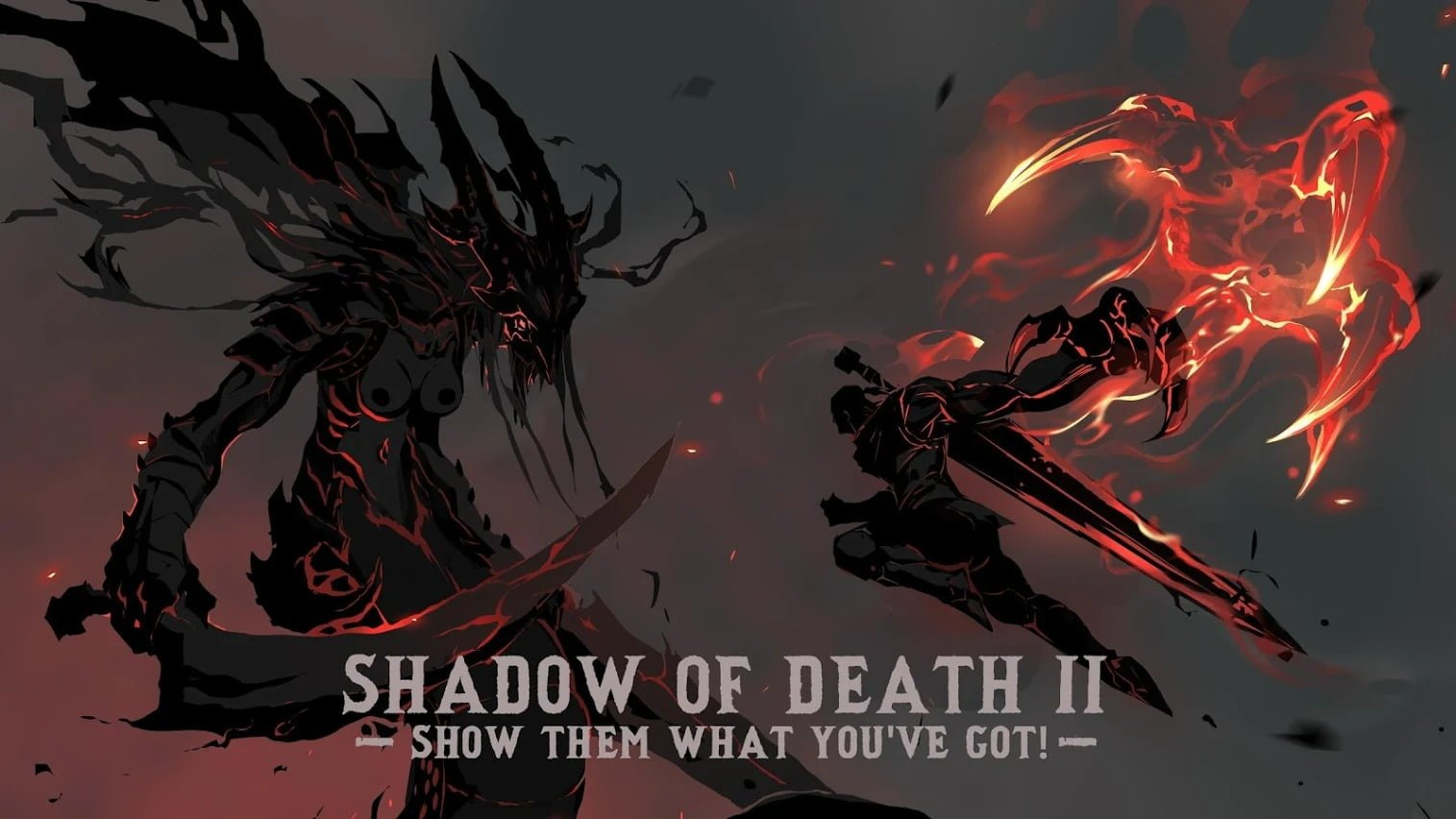 Shadow of Death MOD APK (Hack, Unlock All) Free Download