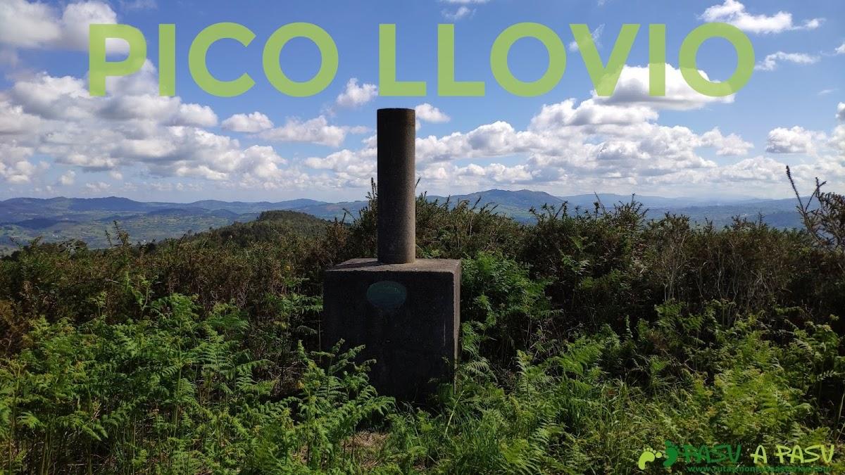 Pico Llovio, Oviedo