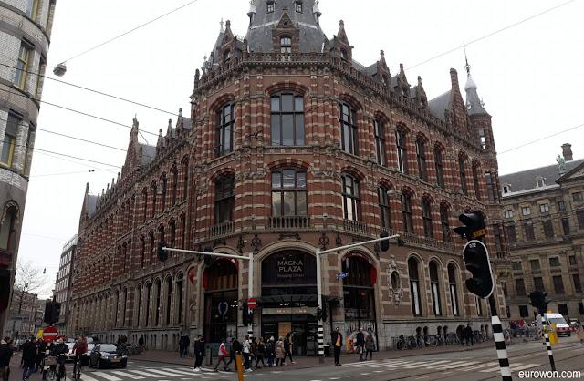 Edificio de Amsterdam