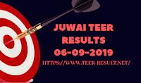 Juwai Teer Results Today