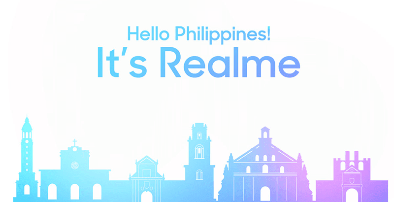 Realme Philippines's official social media pages now up!