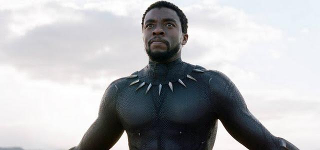 Estrelas de 'Pantera Negra' celebram Chadwick Boseman em memorial