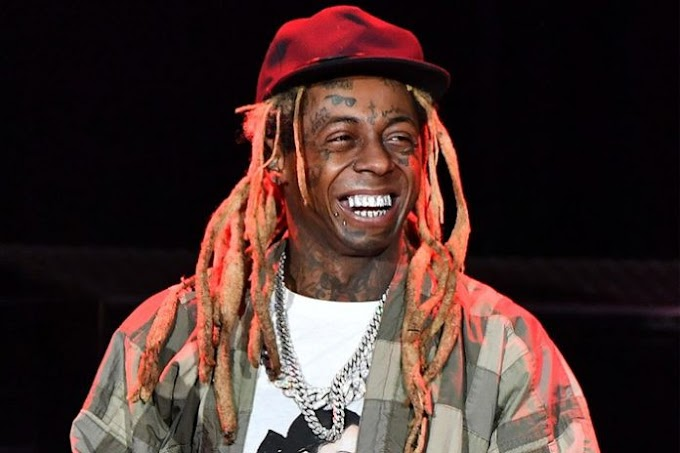 I'm 53% Nigerian – Rapper Lil Wayne reveals after tracing African root