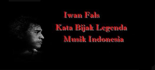 14 Kata Bijak Iwan Fals Sang Musisi Legenda Tanah Air