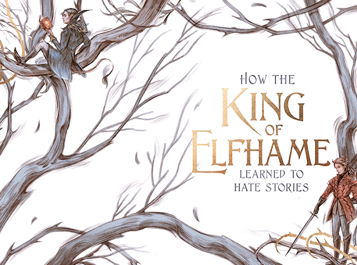 "Trechos Traduzidos de ""How the King of Elfhame Learned to Hate Stories"""