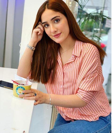 Aiza Awan - Faryad Drama Cast