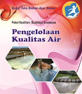 Buku Kualitas Air Untuk Kelas 1 dan 2 SMK Kurikulum 2013