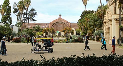 balboa park san diego california pictures