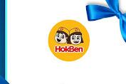 Hokben Promo Hut BCA 63 Diskon 63% Dengan Kartu Kredit BCA