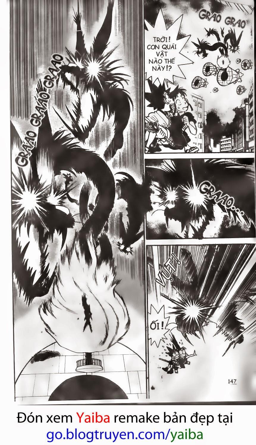 Yaiba chap 141 trang 14