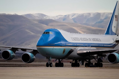 Boeing B747 Air Force One