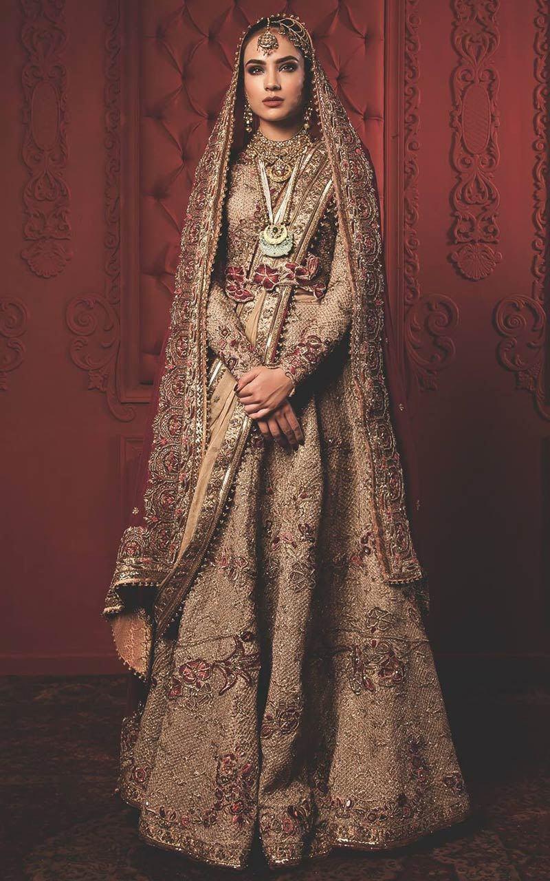 Fahad Hussayn Swarovski Bridal