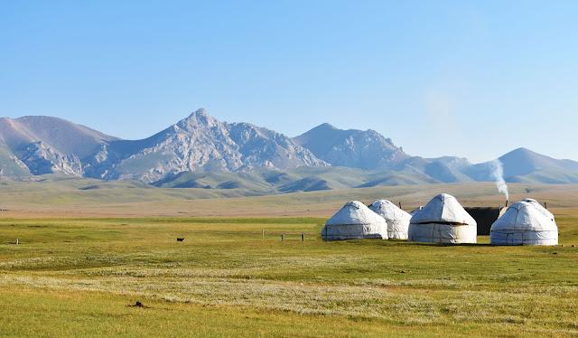 Ruta por Kirguistán