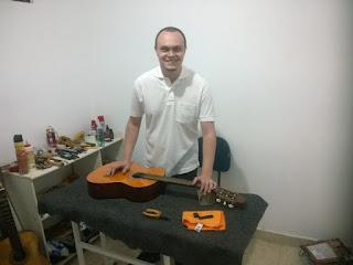 Concerto & Regulagem de Instrumentos Musicais