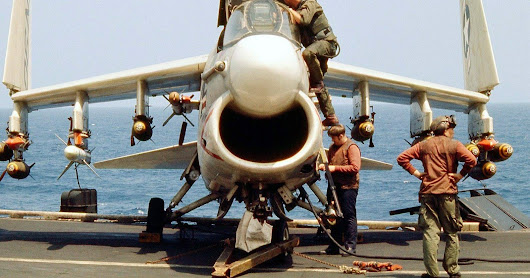 Making Sure Your A-7 is DEAD on!