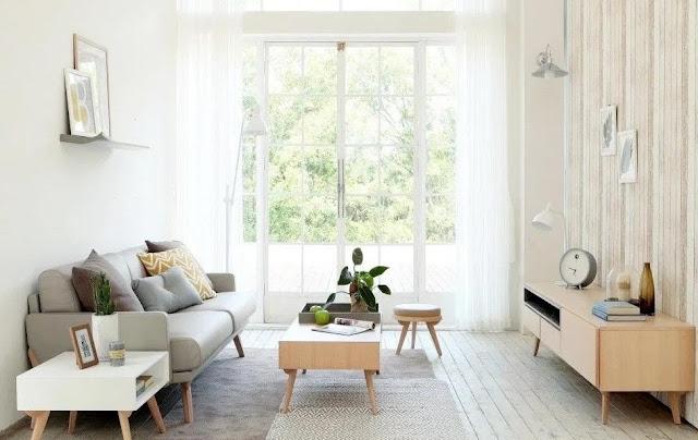 Tips dan Cara Mendesain Ruang Tamu Sempit