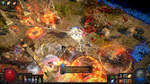 Path Of Exile   Lebot in action