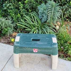 My Garden Kneeler, photo © B. Radisavljevic
