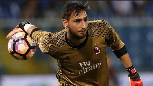 Diam-Diam Liverpool Lirik Donnarumma Dari AC Milan