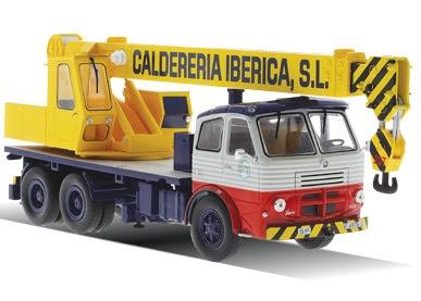 Camión-Pegaso-Calderería Ibérica
