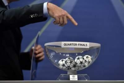 Champions League Qualification Quarter-Finals Results