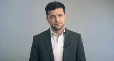 """Зеленський закликав депутатів Верховної Ради зупинити """"політичні судоми кульгавої качки"""" Порошенко"""