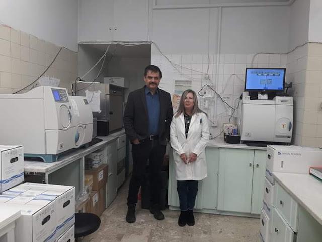 Πραγματοποίηση και αύξηση καλλιεργειών στη Νοσηλευτική Μονάδα Ναυπλίου
