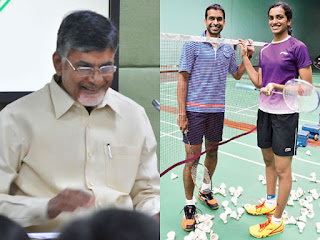 OMG: CBN behind PV Sindhu's Olympic feat!