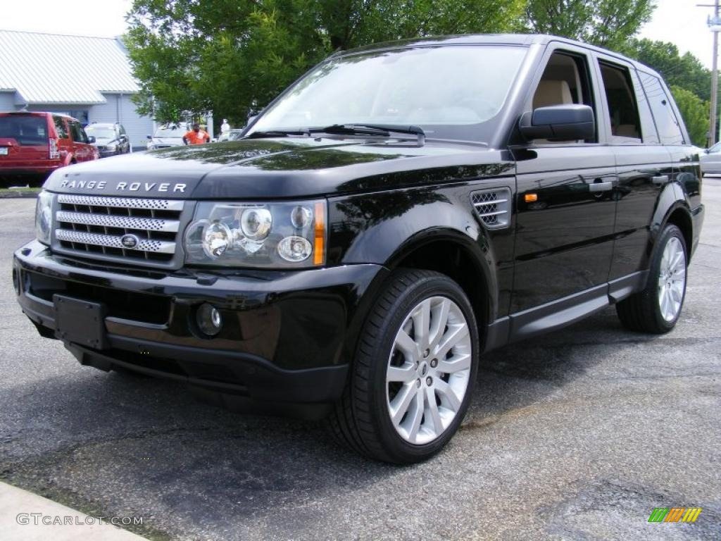 amazing 2005 2008 land rover range rover sport wagon front. Black Bedroom Furniture Sets. Home Design Ideas