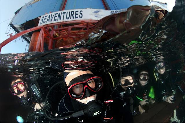 Jun V Lao Photography, Scuba Diving