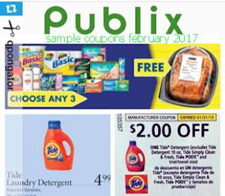 free Tide coupons february 2017