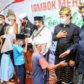 Laskar Sasak Santuni 1500 Yatim