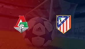 مشاهدة مباراة اتلتيكو مدريد ولوكوموتيف