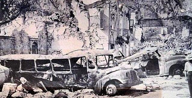 Σεισμός: «Μετά λύπης μου αναφέρω ότι η Ζάκυνθος έπαυσε να υπάρχει» – Το συγκλονιστικό βίντεο του 1953