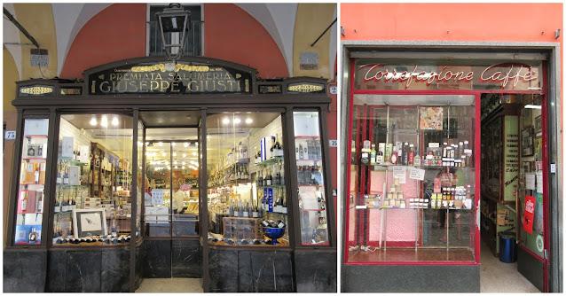 vetrine negozi modena