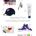 Baseball Fan Gameday Essentials