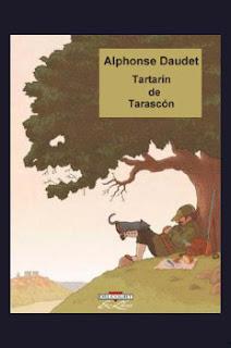 Portada del libro Tartarín de Tarascón para descargar en pdf gratis