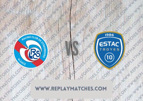 Strasbourg vs Troyes -Highlights 22 August 2021