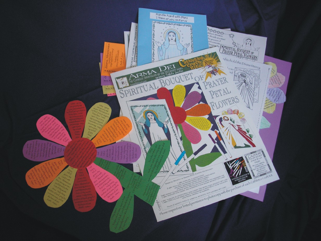 Spiritual Bouquet Cathletics Craft Kit Equipping