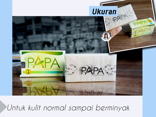 Sabun+PAPA+no+1+dan+COCON+Facial